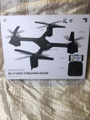 Video Streaming Drone Sharper Image for Sale in Chino, CA
