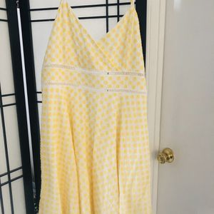 Yellow Flower Summer Dress for Sale in Carlsbad, CA