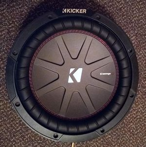 """Two 10"""" Subwoofers w/ box for Sale in Hamilton, OH"""