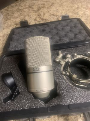 Mxl 990 mic for Sale in Los Angeles, CA