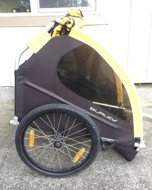 Burley Bee bike trailer for 2 for Sale in Portland, OR