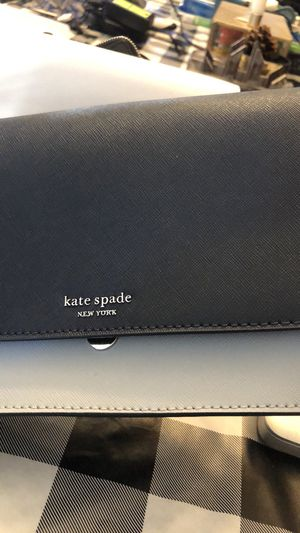Navy blue and baby blue Kate Spade Satchel for Sale in Bakersfield, CA