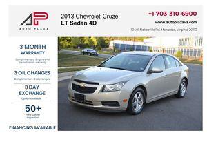 2013 Chevrolet Cruze for Sale in City of Manassas, VA