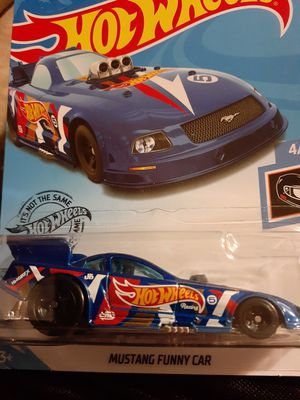 hot wheels mustang funny car for Sale in Chicago, IL