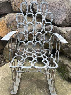 Horse Shoe Rocking Chair for Sale in Camas,  WA