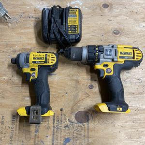 Dewalt Drill Combo And Charger for Sale in Puyallup, WA