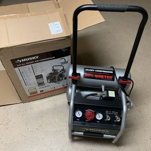 Husky air compressor for Sale in Port Richey, FL