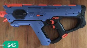 Nerf Gun Like New used a few times Works Great a lot of fun. OBO for Sale in Denver, CO