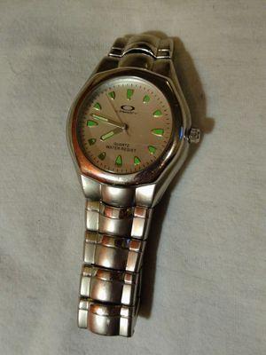Oakley Quartz Watch for Sale in Spokane, WA