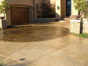 Concrete Stain & Seal for Sale in Folsom, CA