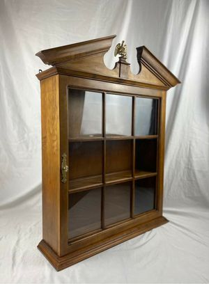 Restored Antique Curio Cabinet for Sale in El Monte, CA