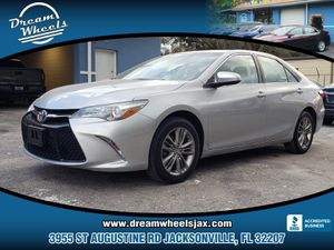 2017 Toyota Camry for Sale in Jacksonville, FL