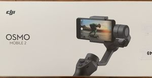 DJI osmos mobile 2 for Sale in Columbia, PA