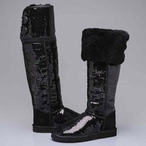 UGG Bailey Button OTK Sequin Boots Sz 7 for Sale in Dallas, TX