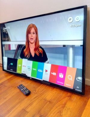 "43"" LG LED SMART HDTV-------->>> ( FREE DELIVERY ) for Sale in Lynwood, CA"