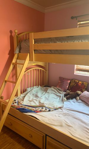 Bunk Beds with Sliding Drawers for Sale in Glendale, AZ
