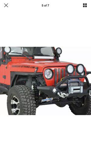 Jeep TJ Bumper 09-03 BRAND NEW for Sale in Stockton, CA
