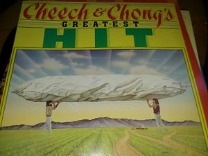 Cheech&Chong Greatest Hits album for Sale in Ottumwa, IA