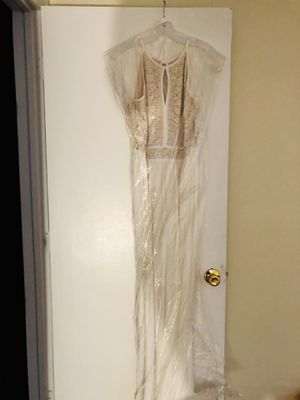 David's Bridal White Lace Dress. Size 18W (NEVER WORN) Brand New for Sale in Columbus, OH