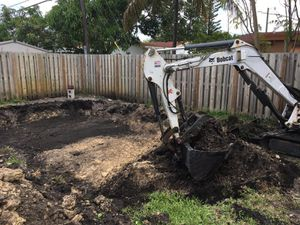 excavator service...... for Sale in Fort Lauderdale, FL