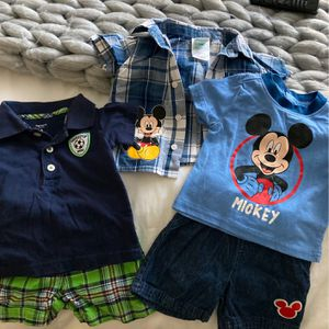 Baby Clothes Size 0-3 And 6 Months for Sale in Norwalk, CA