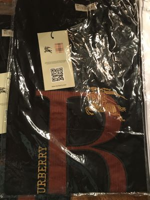 Burberry T-shirt brand new in a bag $75 Size medium only for Sale in Las Vegas, NV