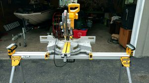 Compound meter sliding saw for Sale in Sparland, IL