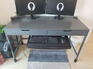 Grey office desk for Sale in San Francisco, CA