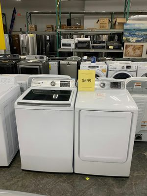 Samsung Topload Washer Dryer for Sale in Chino, CA