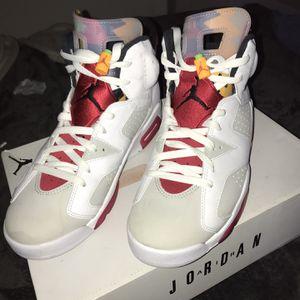Jordan 6 HARES Size 9 for Sale in Salinas, CA
