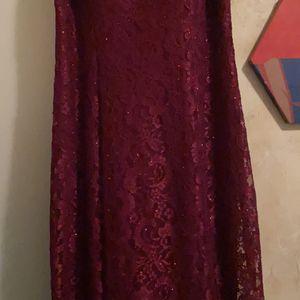 Long Red Prom Dress for Sale in Jonesboro, AR