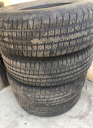 Carlisle Trailer Tires 225 75 15 for Sale in El Cajon, CA