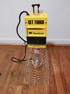 Woodhead get tough lamp !! for Sale in Richmond, VA