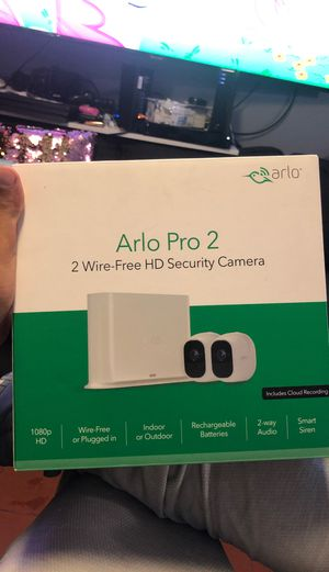 Arlo pro 2 for Sale in Queens, NY