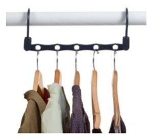 4 Space Saving Cascading Hangers Closet Clothes Organizers for Sale in Tampa, FL
