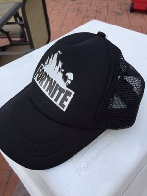 Kids or adults fortnite game hat for Sale in Parkland, FL