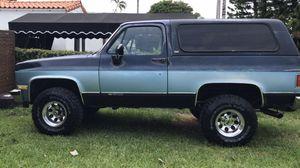 Chevy k5 blazer for Sale in Miami, FL