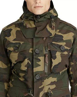 Polo Ralph Lauren jacket size Medium msrp $595.00 rain jacket for Sale in Manassas Park, VA