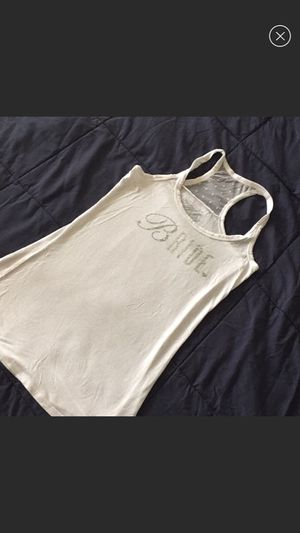 Bride tank top for Sale in Cleveland, OH