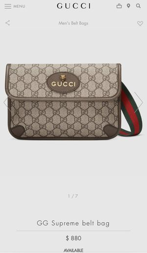 Gucci belt bag for Sale in Fontana, CA