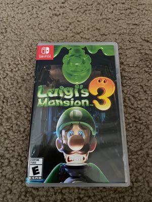 Luigis Mansion 3 for Sale in Monte Sereno, CA