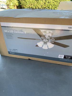 44 in LED ceiling fan for Sale in San Diego, CA