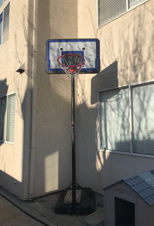 Basketball hoop for Sale in San Leandro, CA
