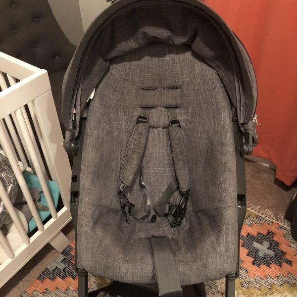 Stokke Xplory Gray Stroller