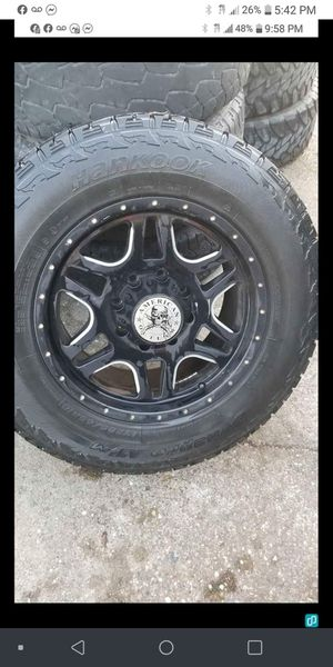 "18"" 8lug Dodge/ for Sale in Orange, TX"
