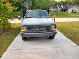 1991 GMC C3500 Flatbed for Sale in Grantville, GA