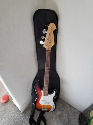 Stedman Pro electric guitar with bag for Sale in Livermore, CA