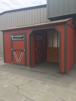 Loafing Shed Tuff Shed for Sale in Tulare, CA