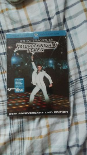 Saturday night. Fever with John Travolta. New DVD for Sale in Grove City, OH