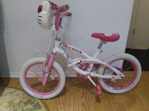 "Hello Kitty 16"" Little Girl's Bike for Sale in Tulsa, OK"